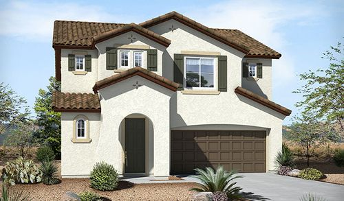 Sienna Hills II by Richmond American Homes in Phoenix-Mesa Arizona