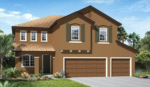 Johns Lake Pointe by Richmond American Homes in Orlando Florida