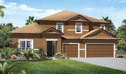 Eagles Landing at Westyn Bay by Richmond American Homes in Orlando Florida