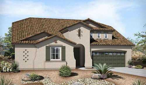 Crismon Heights by Richmond American Homes in Phoenix-Mesa Arizona
