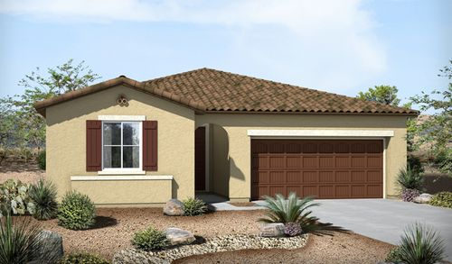 Rogers Ranch by Richmond American Homes in Phoenix-Mesa Arizona