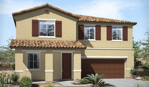 Trailside Point by Richmond American Homes in Phoenix-Mesa Arizona