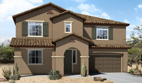 Travis Park by Richmond American Homes in Phoenix-Mesa Arizona