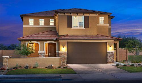 Travis Park II by Richmond American Homes in Phoenix-Mesa Arizona