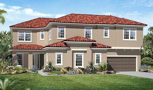 Bella Lago by Richmond American Homes in Orlando Florida