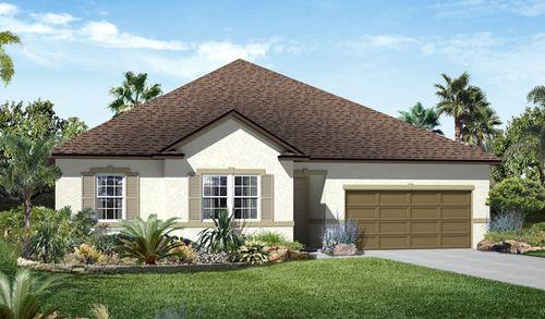 Brynmar by Richmond American Homes in Orlando Florida