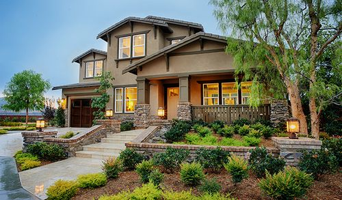 Sanctuary at San Elijo Hills by Richmond American Homes in San Diego California