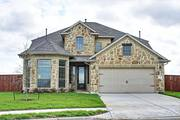 Inwood - Santa Rita Ranch: Liberty Hill, TX - Wilshire Homes