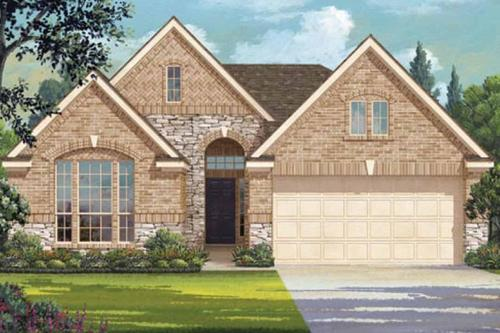 Fairfield - Summer Gate 50's by M/I Homes in Houston Texas