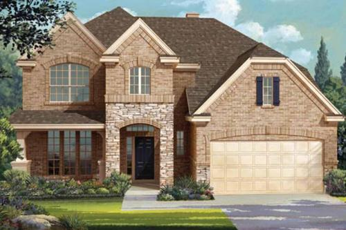 Firethorne by M/I Homes in Houston Texas