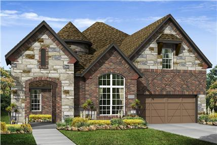 Long Meadow Farms - Bishop's Trace by M/I Homes in Austin Texas