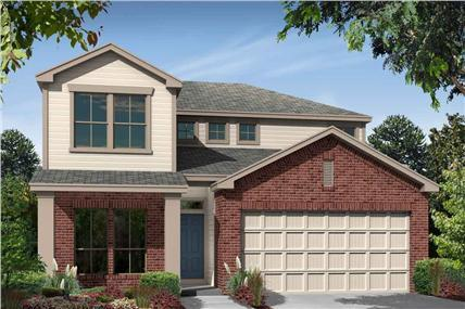 Kinney - Estonia Esperanza Series: San Antonio, TX - M/I Homes