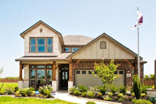 Remuda Ranch by M/I Homes in San Antonio Texas