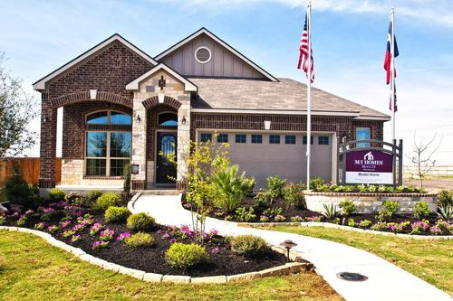Highland Grove by M/I Homes in San Antonio Texas