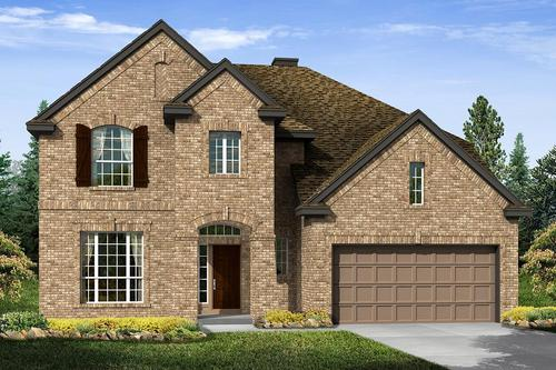 The Woodlands - Creekside West - Timarron Park by M/I Homes in Houston Texas