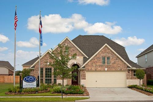 Shadow Creek Ranch by M/I Homes in Houston Texas
