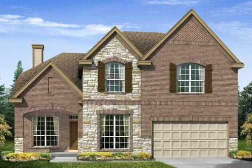 Wildwood At Northpointe by M/I Homes in Houston Texas