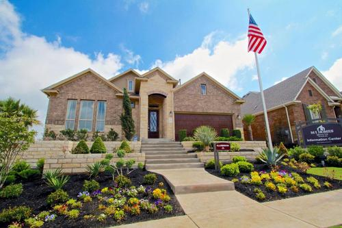 Parkside at Mayfield Ranch by M/I Homes in Austin Texas