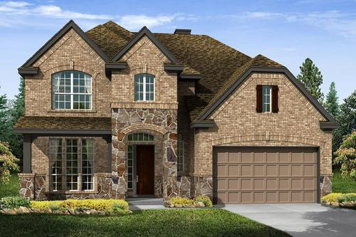 Fairfield - 65's by M/I Homes in Houston Texas