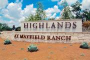 homes in Highlands At Mayfield Ranch by M/I Homes
