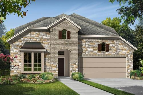 Balcones Creek Ranch by M/I Homes in San Antonio Texas