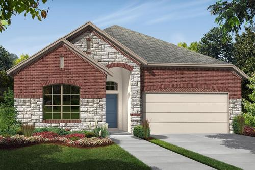 Waterford Park by M/I Homes in San Antonio Texas