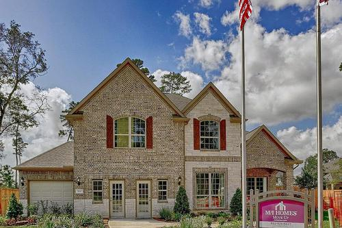 Augusta Pines - Augusta Creek Ridge by M/I Homes in Houston Texas