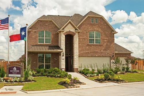 Waterstone by M/I Homes in Houston Texas