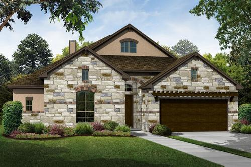 Paloma Lake by M/I Homes in Austin Texas