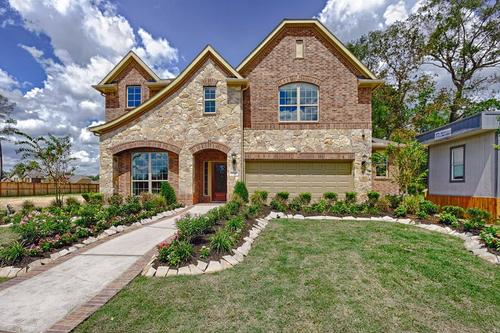Woodridge Forest by M/I Homes in Houston Texas