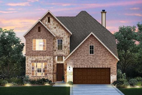 El Mirador at Mira Lagos by M/I Homes in Fort Worth Texas