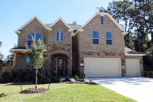 Oakhurst - The Greens by M/I Homes in Houston Texas