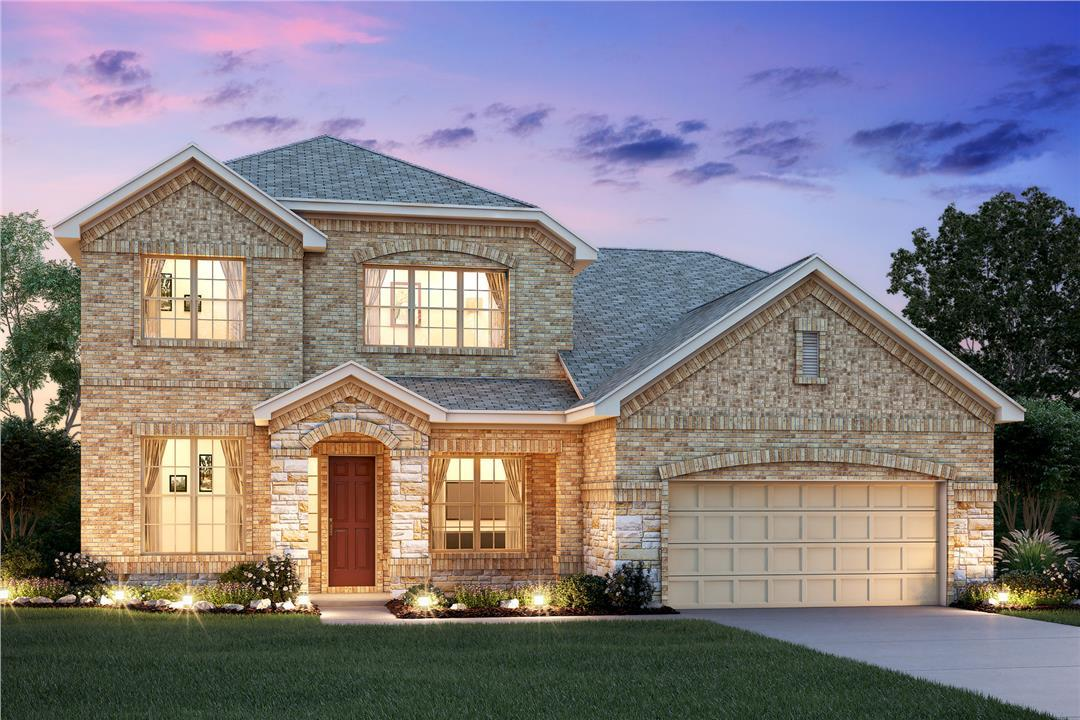 Single Family for Sale at Estates At Stone Crossing - Velasco 1024 Stone Crossing New Braunfels, Texas 78132 United States