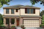 Somervell - Estonia Esperanza Series: San Antonio, TX - M/I Homes