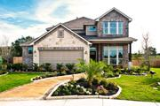 The Pointe at Wortham Oaks by M/I Homes