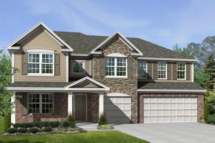 Windsor Estates by M/I Homes in Cincinnati Ohio