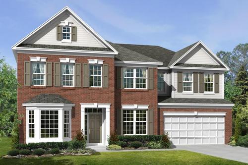 Estates at Shayler Ridge by M/I Homes in Cincinnati Ohio