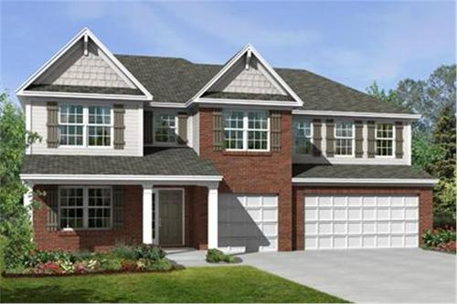 Hickory Stick - Hickory Ridge by M/I Homes in Indianapolis Indiana