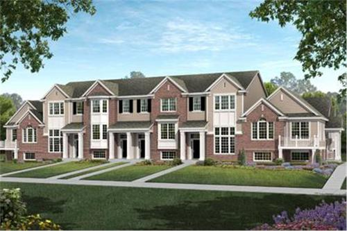 house for sale in Mayfair - Uptown Series by M/I Homes