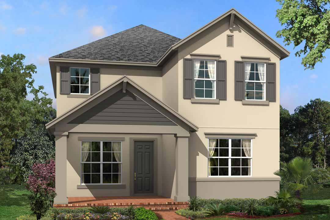 Barrington - Randal Park: Orlando, FL - M/I Homes