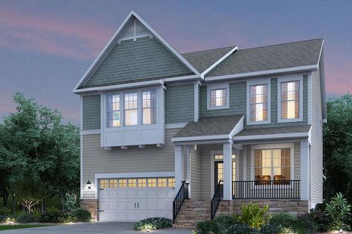 Powell Place by M/I Homes in Raleigh-Durham-Chapel Hill North Carolina