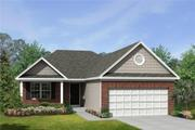 Sanibel - Meridian East At Springhurst: Indianapolis, IN - M/I Homes