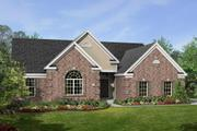 Monterey II - Woods at Indian Lake: Mc Cordsville, IN - M/I Homes