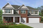 Ainsley - Woods at Indian Lake: Mc Cordsville, IN - M/I Homes
