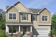 Senna - Pinnacle - The Greens: Grove City, OH - M/I Homes