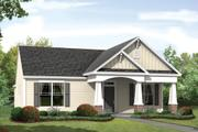 Clarion - Pinnacle - The Greens: Grove City, OH - M/I Homes