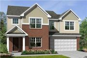 Rosemary - Spring Run At Winding Ridge: Indianapolis, IN - M/I Homes