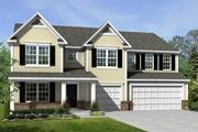 Ainsley - Wildflower Estates and Commons: Columbus, IN - M/I Homes