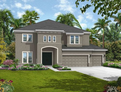 Shadow Wood Estates by Mobley Homes in Tampa-St. Petersburg Florida