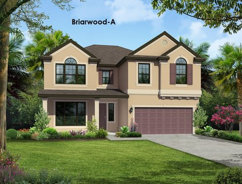 The Woodlands at K-Bar Ranch by Mobley Homes in Tampa-St. Petersburg Florida